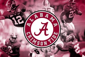 Alabama Crimson Tide Poster Image