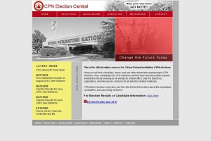 CPN Election Central Image