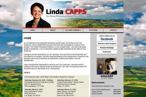 Linda Capps for CPN Vice Chairman Image
