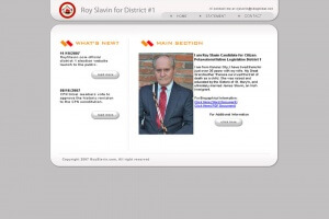 Roy Slavin for CPN District One Image