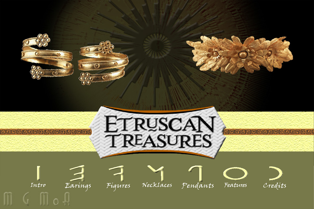 Etruscan Treasures Image