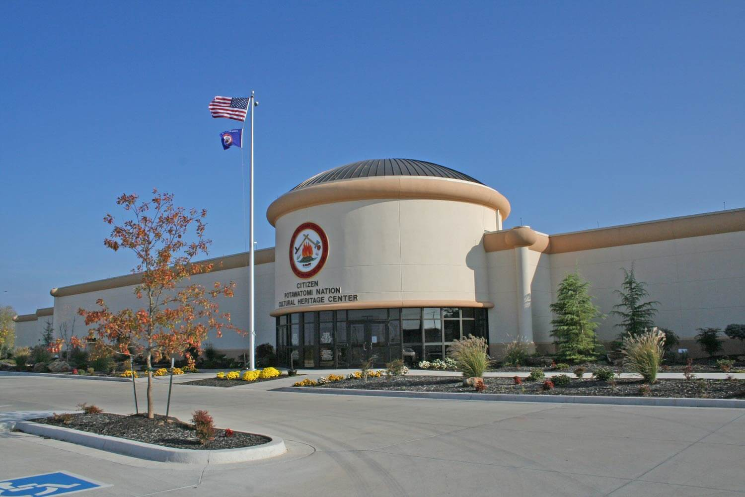 CPN Cultural Heritage Center Daytime Exterior Image