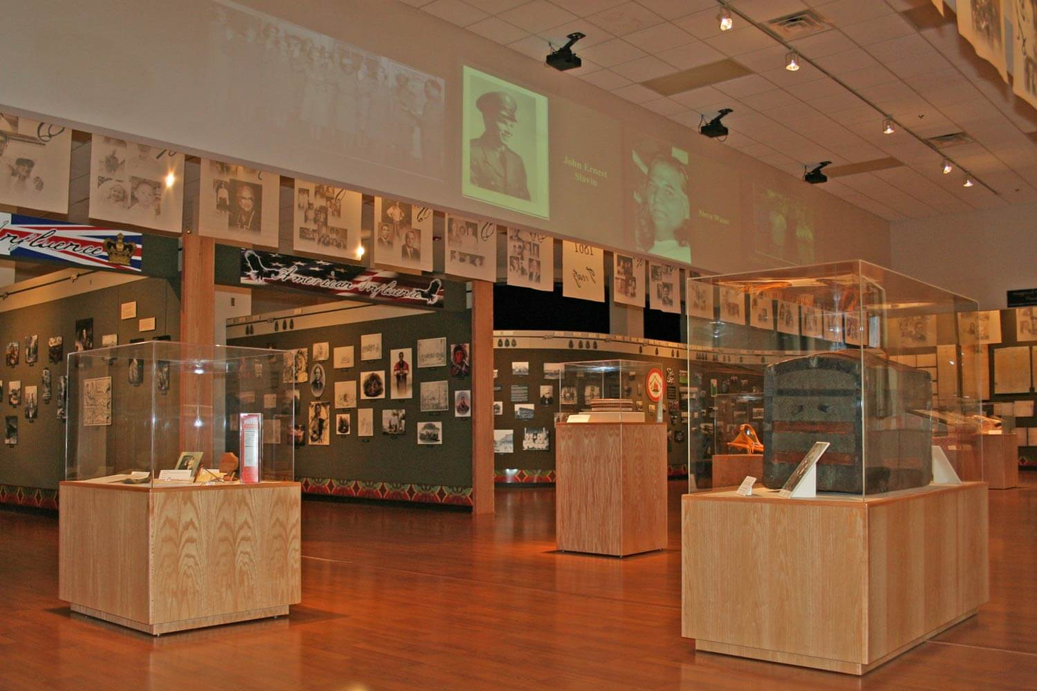 CPN Cultural Heritage Center Historical Artifacts Image