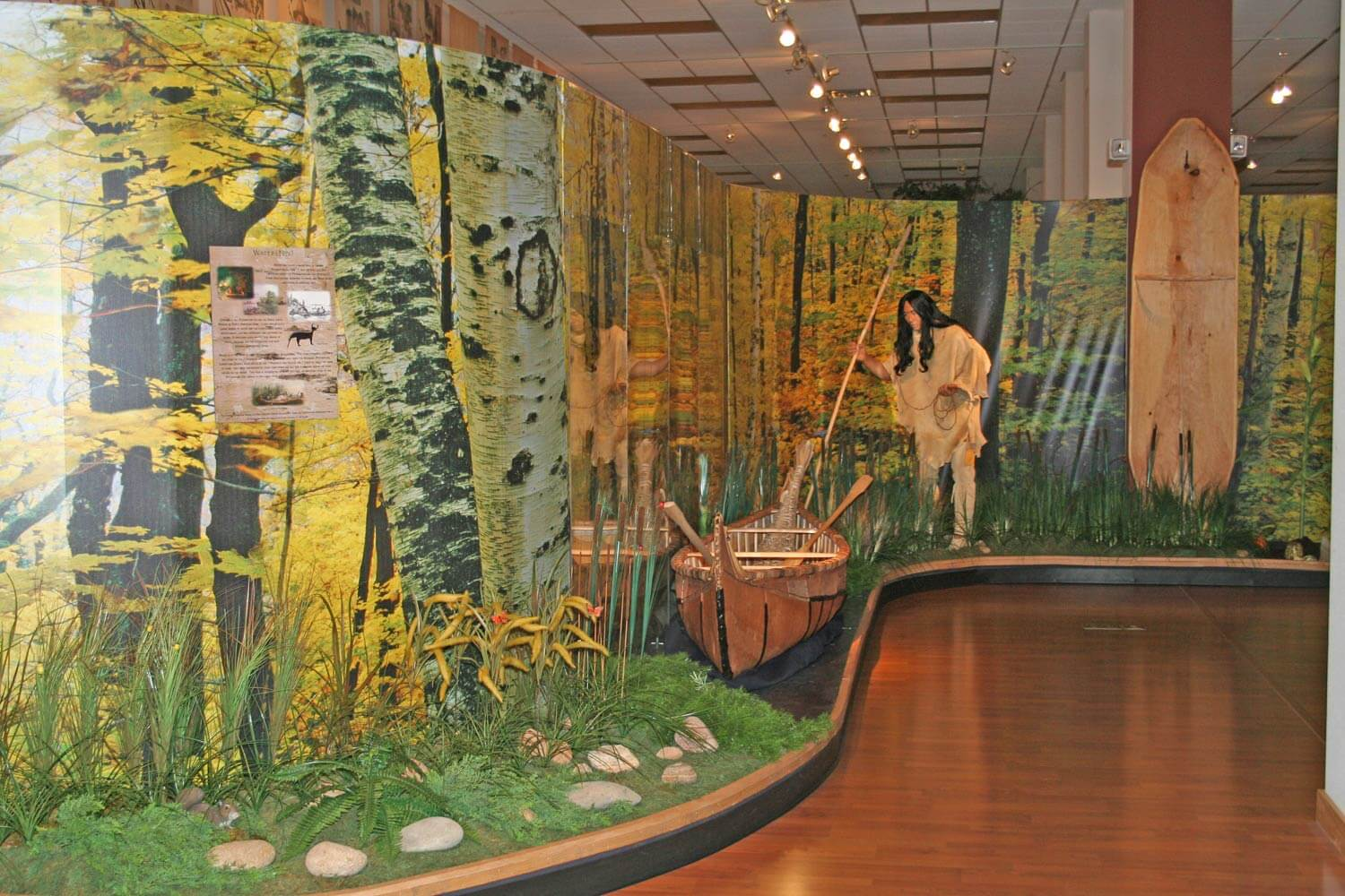 CPN Cultural Heritage Center Display Image