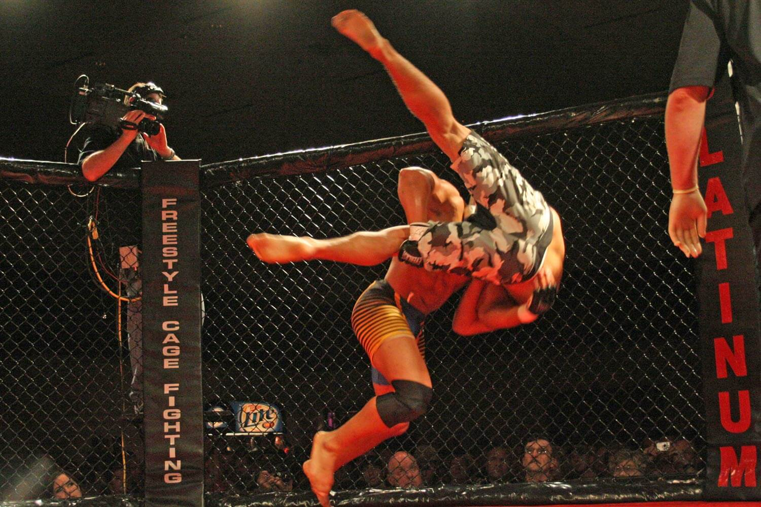 Freestyle Cage Fighting 27 Suplex Image