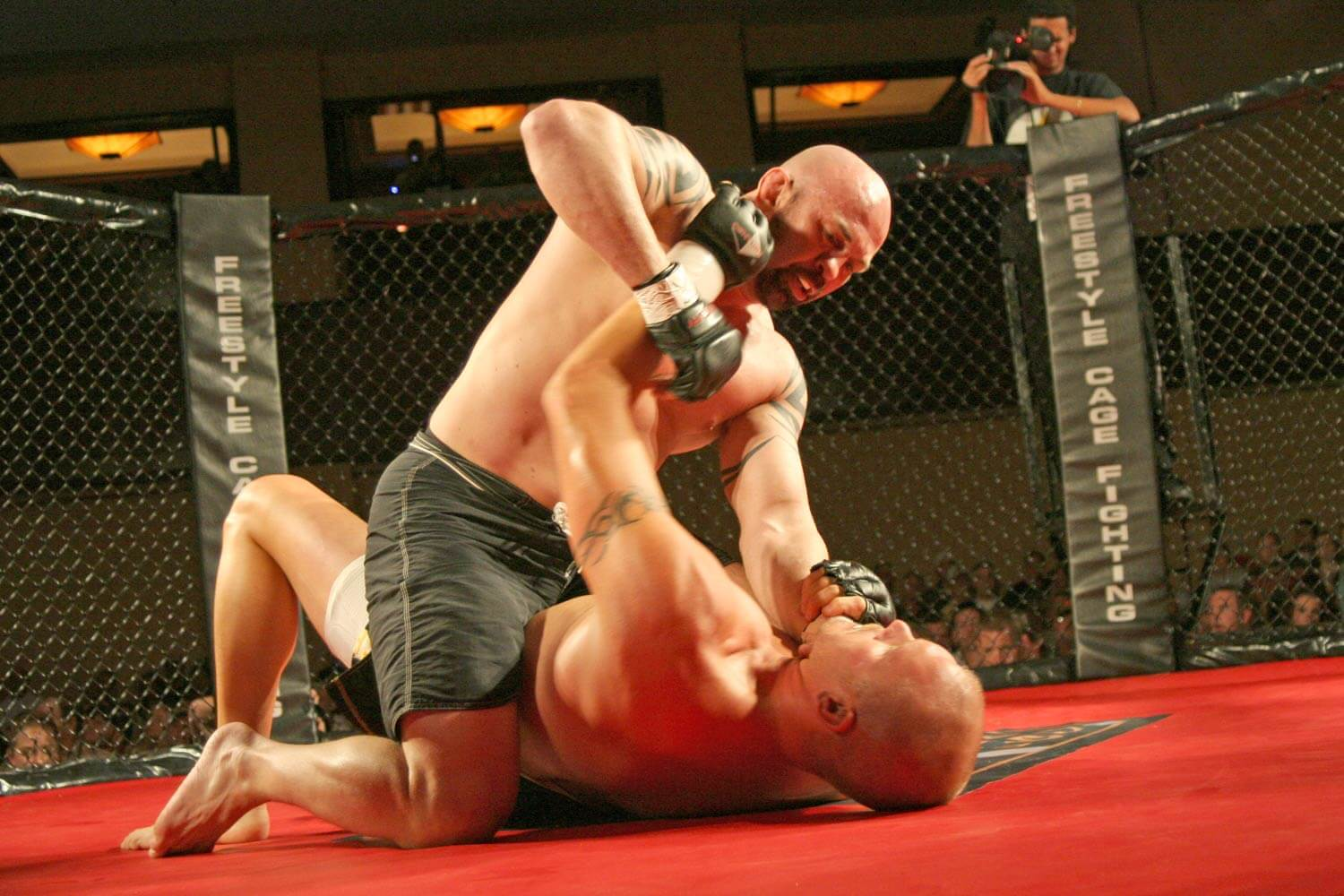 Freestyle Cage Fighting 27 Main Event Image