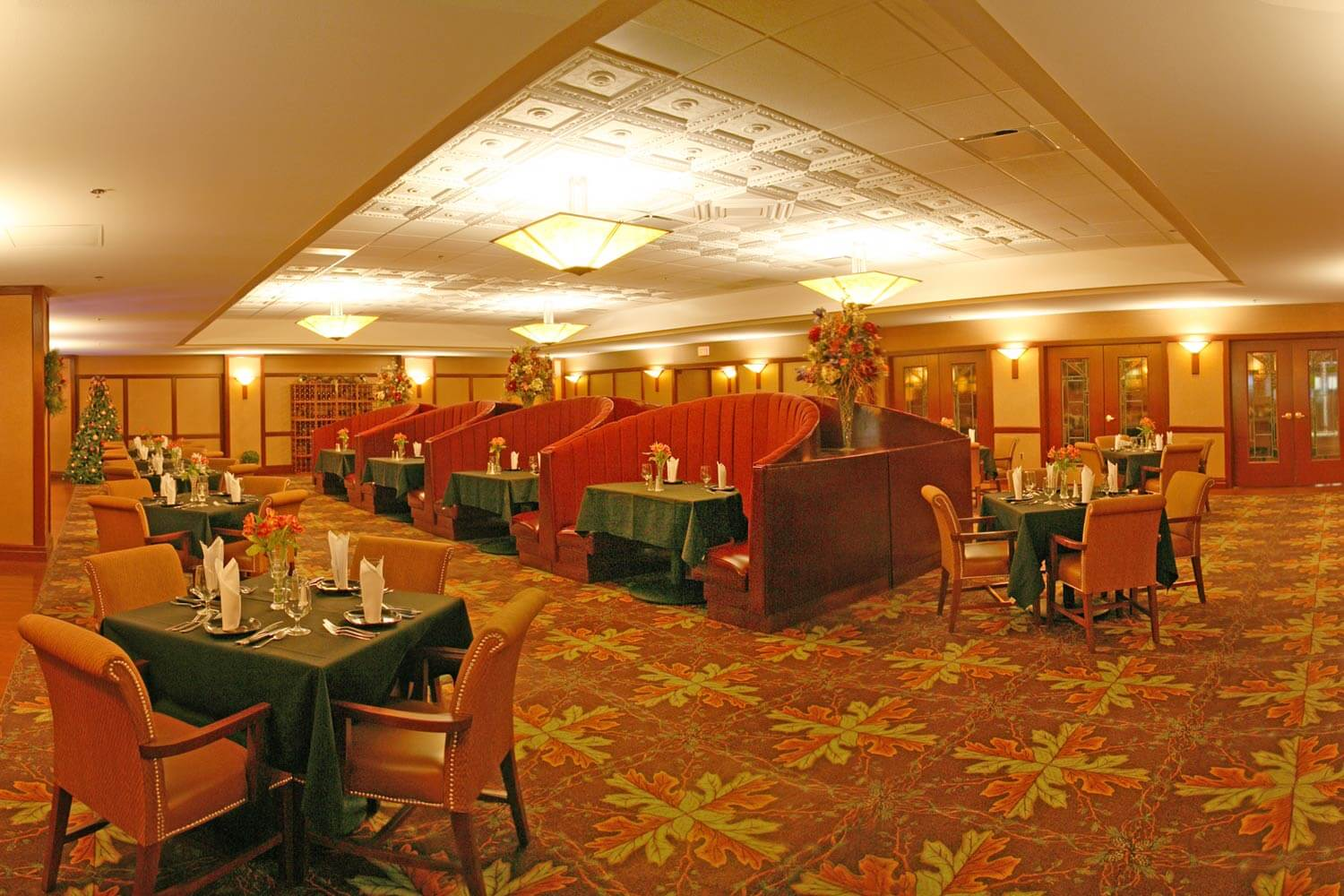 Embers Steakhouse at the Grand Casino Image