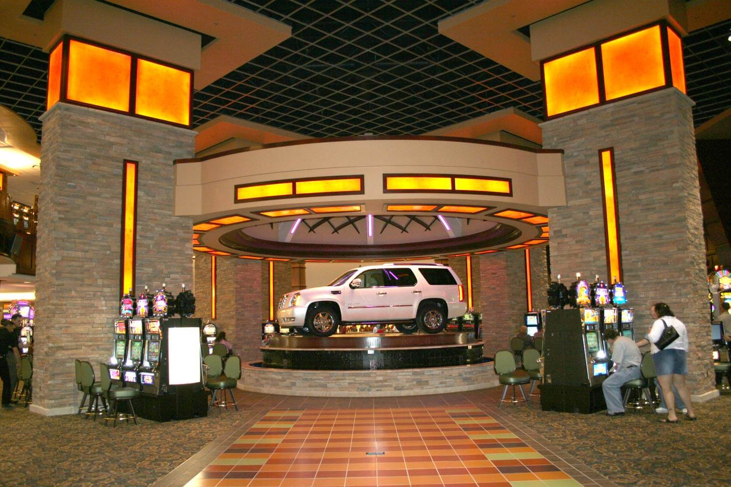 Entryway at the Grand Casino Image
