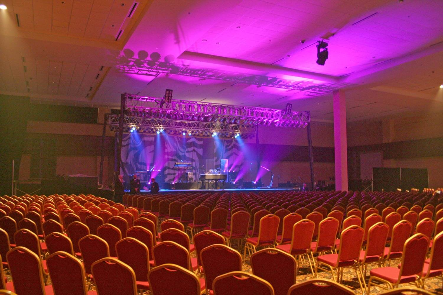 Concert Configuration at the Grand Casino Image