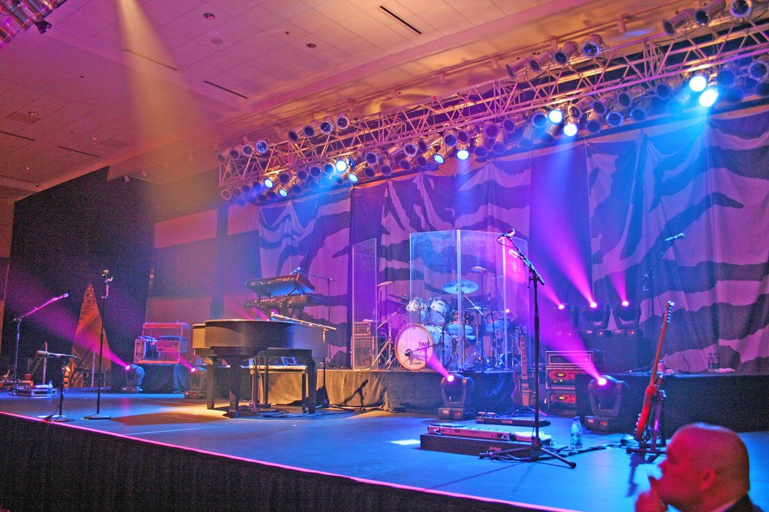 The Stage at the Grand Casino Image