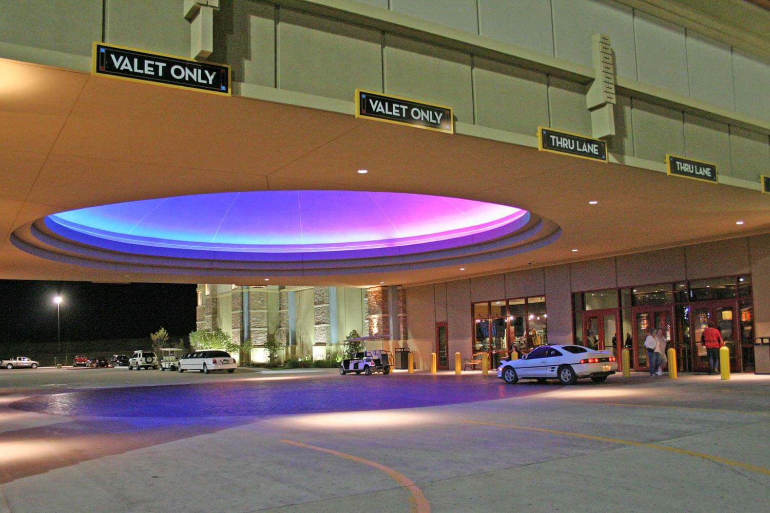 Valet Entry at the Grand Casino Image