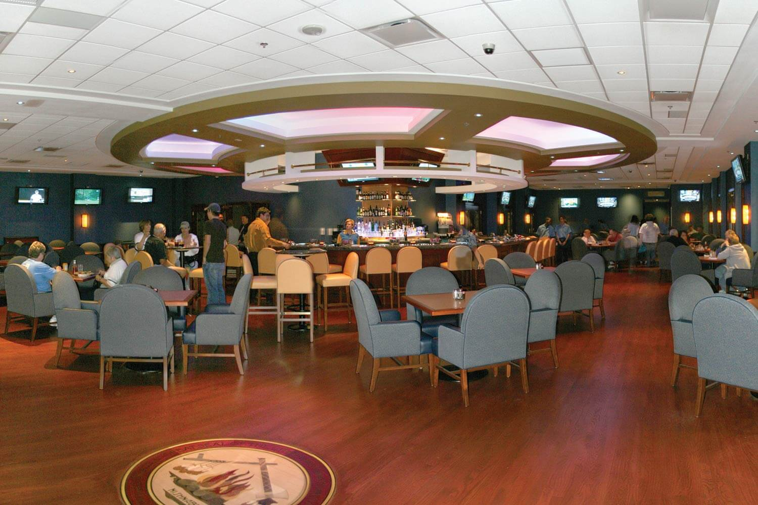 The Grand Stand Sports Bar at the Grand Casino Image